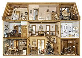 la maison de poupée maison
